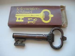 Штопор, ключ, бронзовый, бронза, в коробке, новый