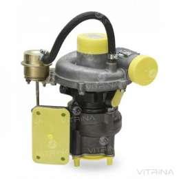 Турбокомпрессор турбина ТКР- 6.1 05 с клапаном 620.1118010.05 МАЗ title=
