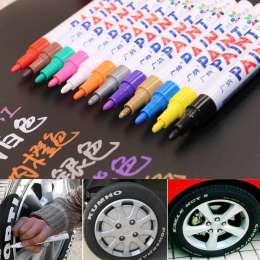 Маркер для шин (дерево,каучук,стекло,метал,резина) маркеры title=