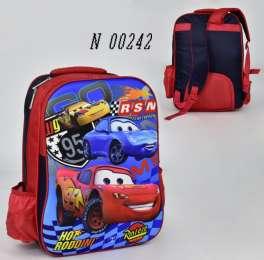 Рюкзак школьный с 3D изображением серии N