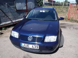 Volkswagen Bora 1.6 FSI 2001