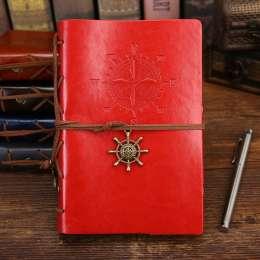 Записная книжка, дневник WHEEL Red