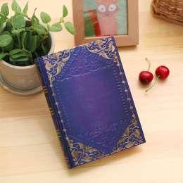Записная книжка, дневник JINGU Dark Blue