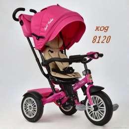 Детский трехколесный велосипед Best Trike 6188 В
