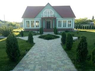 Продаётся дом новой постройки в Алёшках (Цюрупинске) title=