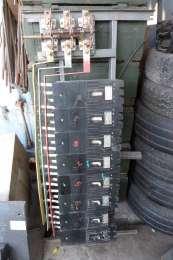 Автомат электрический 3-х фазный
