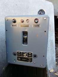 Электрический щит управления