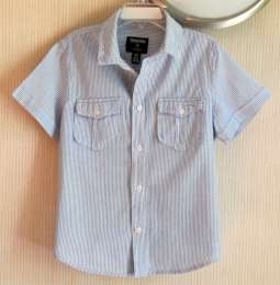 Фирменная рубашка Terranova, от 5 до 7 лет