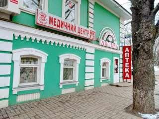 Медицинский центр title=