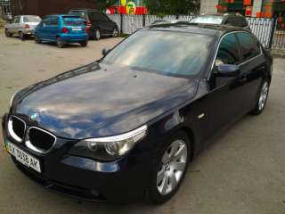 BMW 535D, E60, Chip-Tuning, 2005