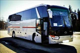 Автобусные  рейсы на  Азовское  море  из Харькова