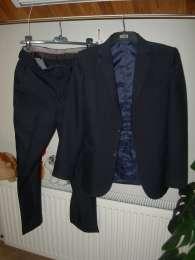 Костюм, пиджак, брюки, Akkayа, р 42, 170-176, шерсть