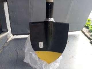 лопата штыковая с ручкой (с держаком)