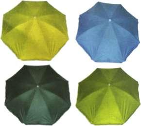 Большой пляжный зонт 8 спиц