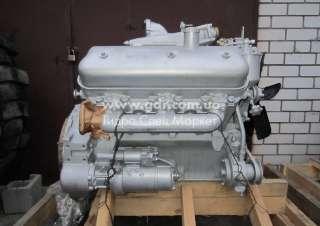 Двигатель ЯМЗ-236 (не турб)