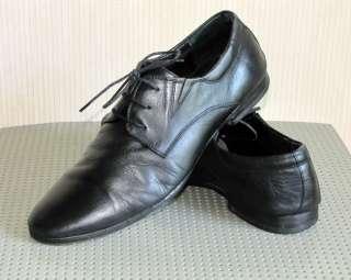 Кожаные мужские туфли, р. 40-41, стелька 27 см