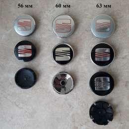 Колпачки заглушки в диски Seat (Сеат) и другие