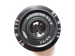 Объектив INDUSTAR-50-2 f=3,5