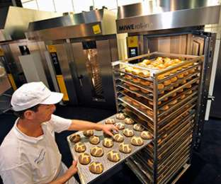 Помощник пекаря в Израиль
