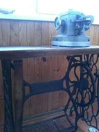 Машина для пошива меховых изделий (скорняжка)