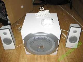 Колонки Trust Tytan 2.1 Subwoofer Speaker Set Whit