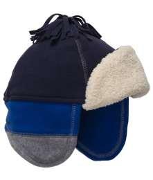 Фирменная флисовая шапка Carters, США, 50-54 см
