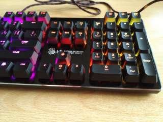 Клавиатура A4Tech Bloody B820R USB Black title=
