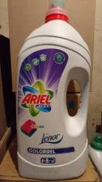 Гель для стирки Ariel Actilift Color & Style 5,65 л, (80 -140 стирок) title=