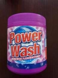 Пятновыводитель Power Wash 600 гр (Германия) title=