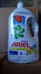 """Аriel """"Brilliant"""" гель для стирки универсальный 4,2л (120 стирок) title="""