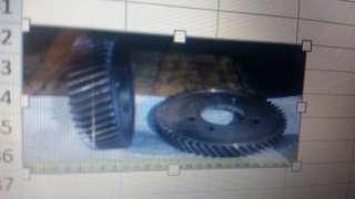 Набор шестерен газораспределения двигателя СМД-1820 title=