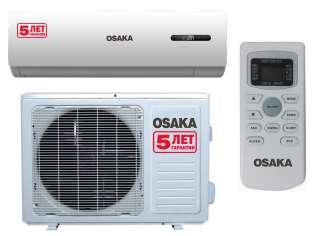 Кондиционер Osaka ST-12HH на 40кв.м. Отправляем наложенным платежом title=