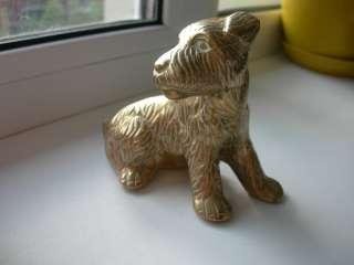 Собака, пес, бронза, Германия
