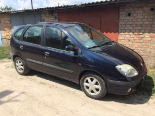 Renault Scenic I , Рено Сценик по запчастям