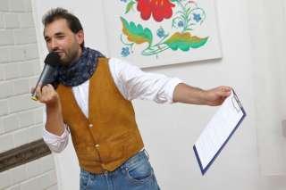 Ведущий (тамада) Александр Бобров на ваш незабываемый праздник
