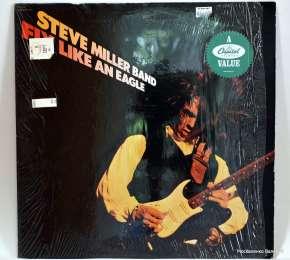 Steve Miller Band – Fly Like An Eagle (виниловый диск)