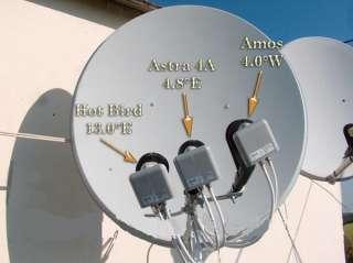 Установка,обслуживание спутникового ТВ без абонплаты.Прошивка тюнеров