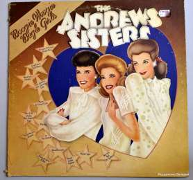 The Andrews Sisters ‎– Boogie Woogie Bugle Girls (виниловый диск)