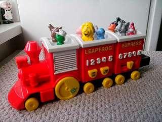 """Винтажная игрушка интерактивная """"LeapFrog Express"""" 1998 г."""