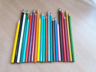 Цветные карандаши Koh-i-Noor Hardtmuth 24 цвета