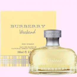 Burberry Weekend for Women(Fleur Parfum) title=
