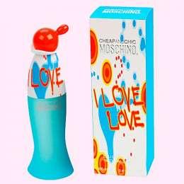 Moschino I Love Love(Fleur Parfum) title=