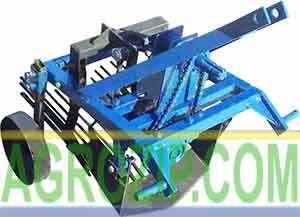 Картофелекопалка для трактора вибрационная КТН-01В