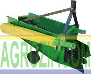 Картофелекопалка для трактора транспортерная КТН-1-60