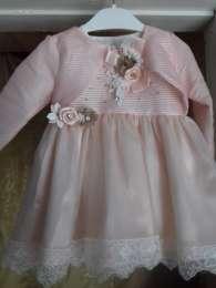 Праздничное платье для девочки. title=