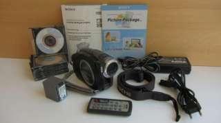 Видеокамера Sony DCR-DVD 403E