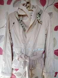 Куртка - ветровка Diesel Liquid Space (оригинал)