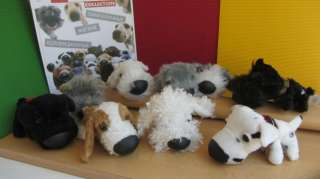 The Dog Collections выпуски 1-14 журнал + игрушка /журналы с игрушками