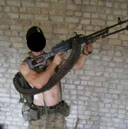 Піхотний тактичний комплекс Хищник3.0 (Хижак,Predator)ПК/ПКМ 650патрон