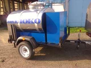 прицеп для перевозки молока, воды и пищевых продуктов